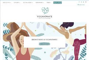 Diseño web Yoganímate